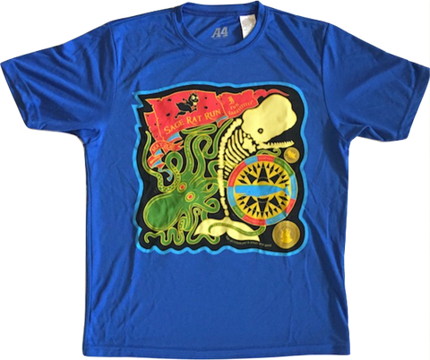 Sage Rat Run Youth 2015 Tech Shirt