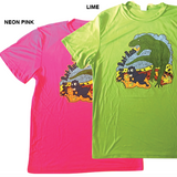 Sage Rat Run Youth T-Rex Tech Shirt