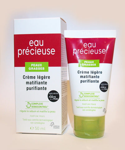 Eau Precieuse - Mattifying cream