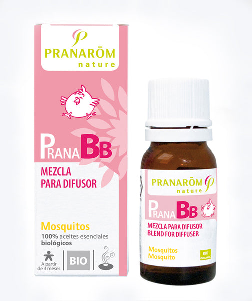PranaBB Organic Baby Mosquito Blend Essential Oil