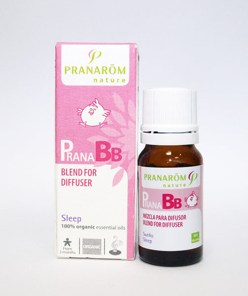 PranaBB Organic Baby Sleep Blend Essential Oil