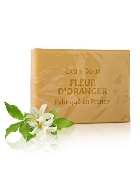 Natural Scented Soap - Orange Flower