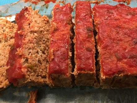 Rustic Ranchero Meatloaf
