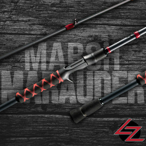 Marsh Marauder by LZ Rods - Cajun Lures