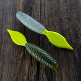 "3.5"" Po-Boy Grub,Fishng Lure - Cajun Lures"