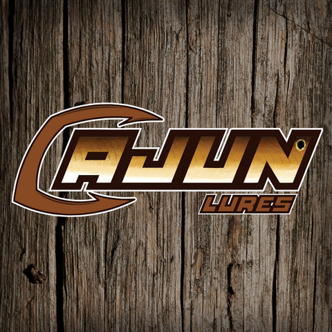 Redfish Decal,Decal - Cajun Lures