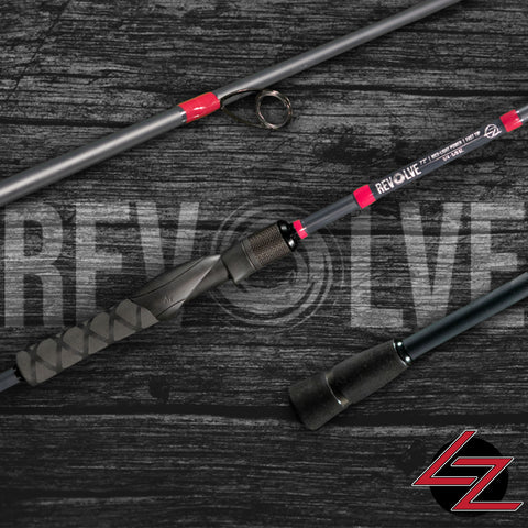 Revolve by LZ Rods - Cajun Lures
