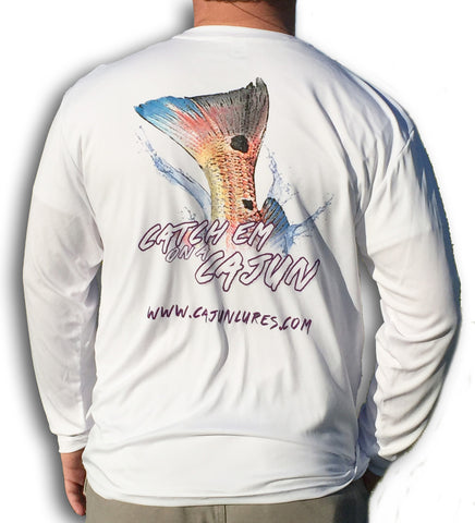 Redfish Fin Performance Shirt