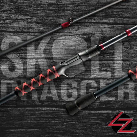 Skull Dragger by LZ Rods - Cajun Lures