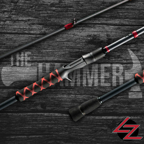 The Hammer by LZ Rods - Cajun Lures