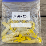 Mad Minna - 22pk - Sandwhich Bag Special - Cajun Lures