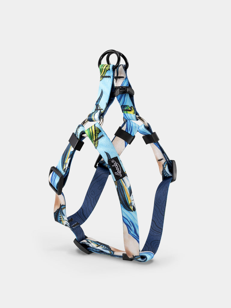 Loma Step In Harness