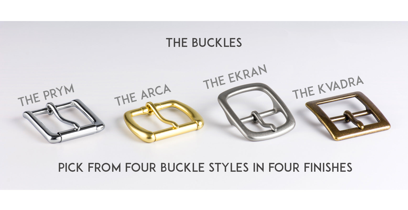 Buckle Styles