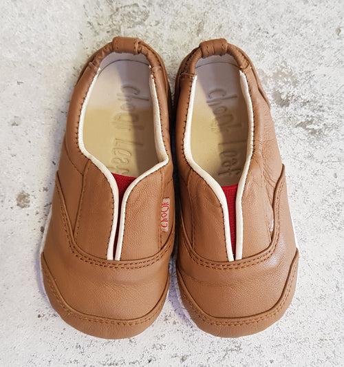 Chookleaf Maran Handmade Leather Shoes Tan