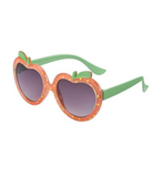 Frankie Ray Apple Sunglasses Peach