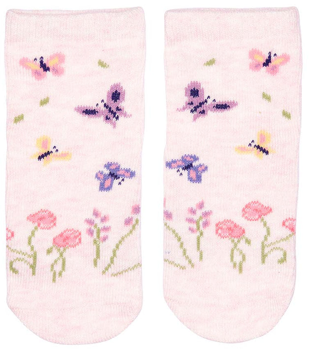 Toshi Organic Baby Socks Butterfly