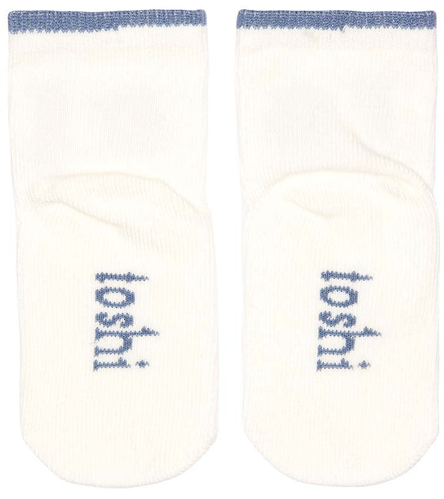 Toshi Organic Baby Socks Scooter