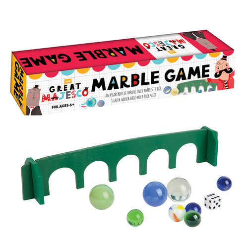 The Great Majesco Marble Game