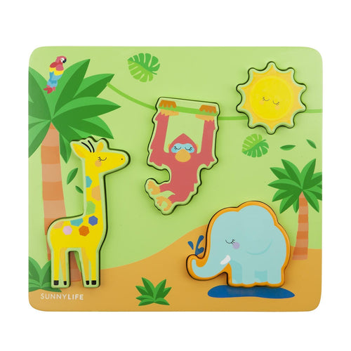 SunnyLife Puzzle Set Safari