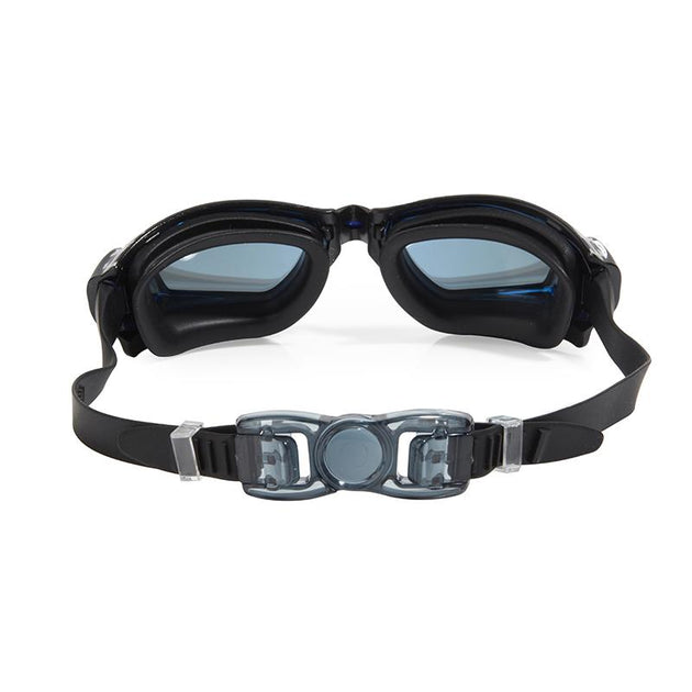 Bling2o Truckin' Swim Goggles Midnight Black Mack