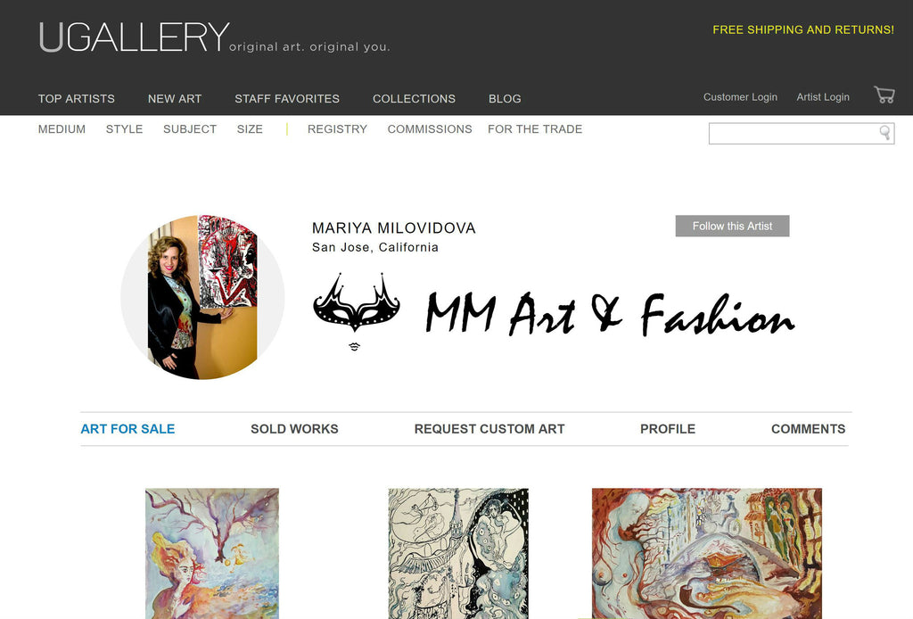 Announcing MM on UGallery