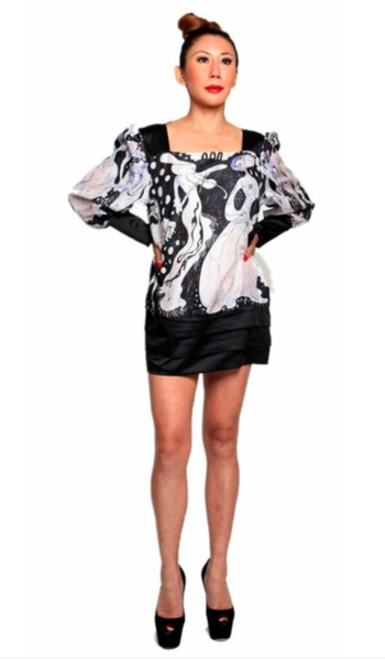 Ladies Night (tunic top/dress)