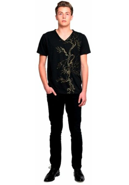 Golden Tree (t-shirt)