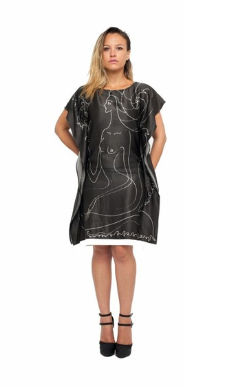 Pisces Silk Tunic #2