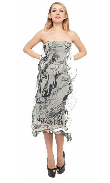 Dreams Silk Shiffon Dress