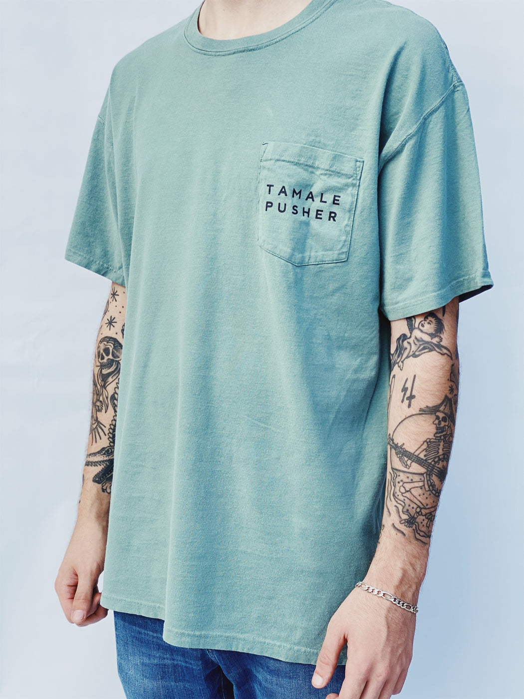 Pusher Tee - The Tamale Company