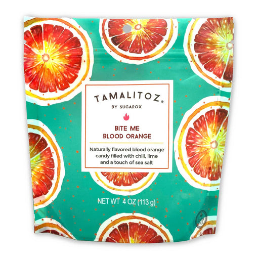 BITE ME BLOOD ORANGE TAMALITOZ 12CT - The Tamale Company