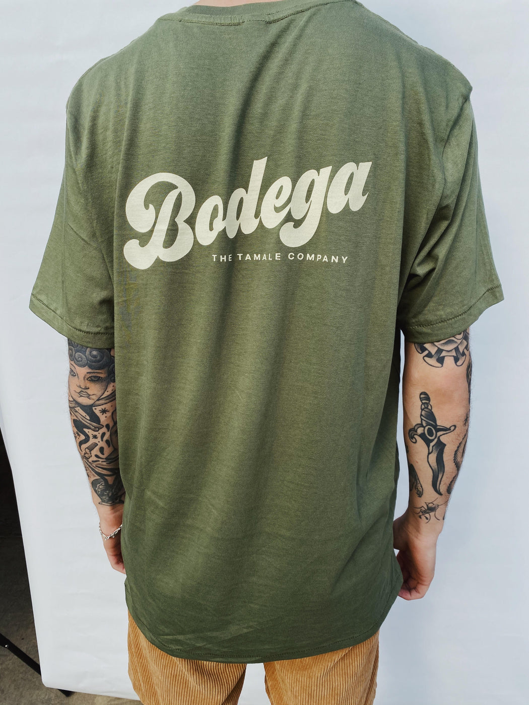 Vintage Bodega Tee - The Tamale Company