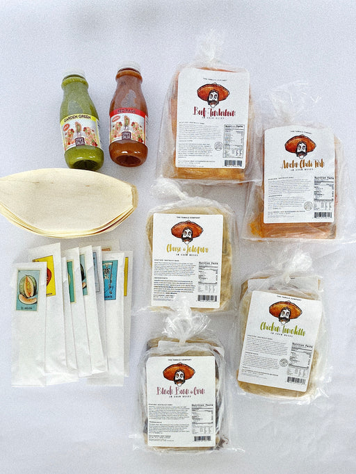 Fiesta Box - The Tamale Company
