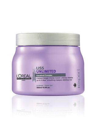 L'Oreal Professionnel Série Expert Liss Unlimited Smoothing Masque