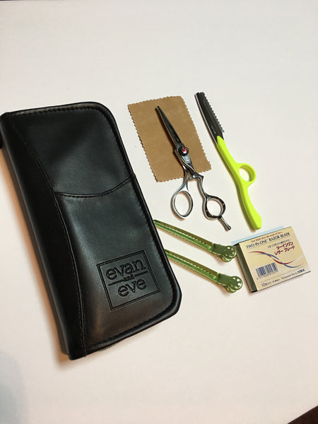 Scissor and Razor with case