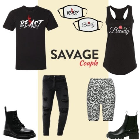savage couple outfit
