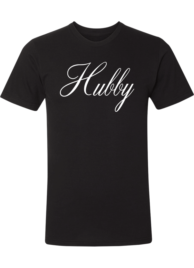 Hubby & Wifey - Couple Shirt & Racerback