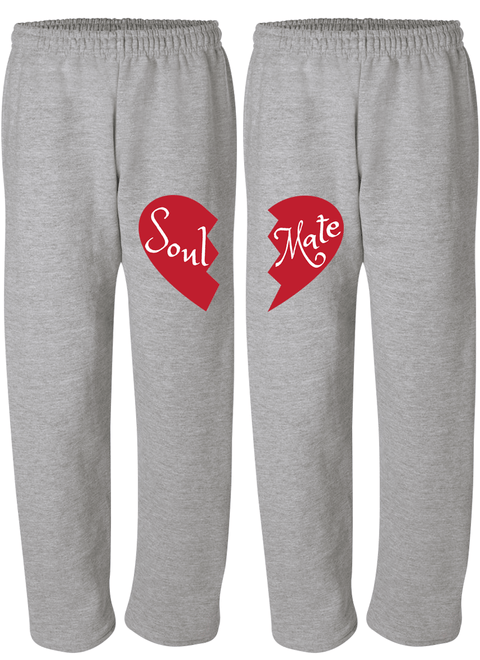 Soul & Mate - Couple Matching Sweatpants