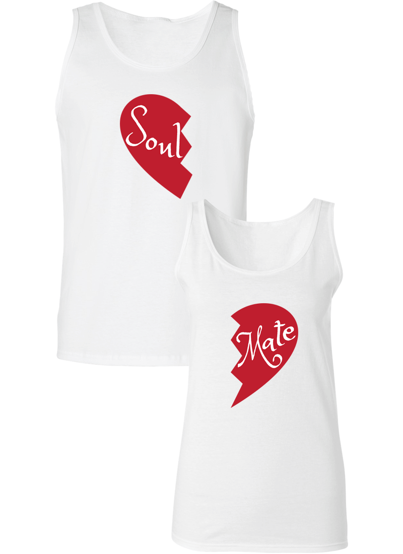 Soul and Mate Couple Tanks