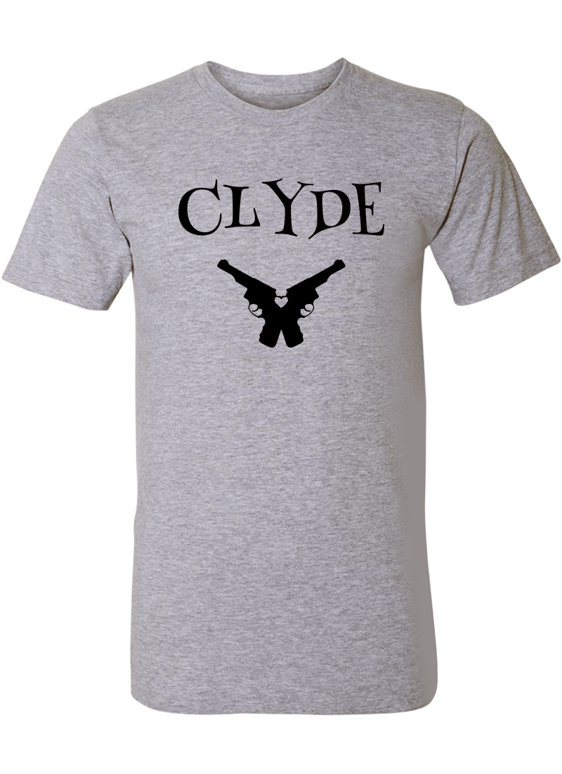 Clyde & Bonnie - Couple Shirt & Racerback