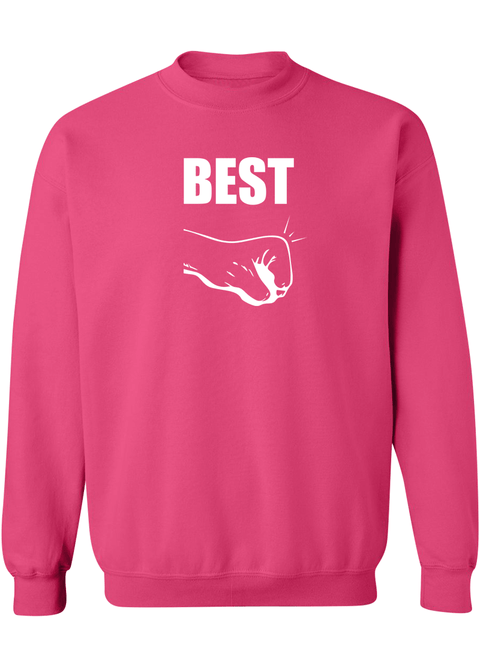 Best Buds Best Friend - BFF Sweatshirts