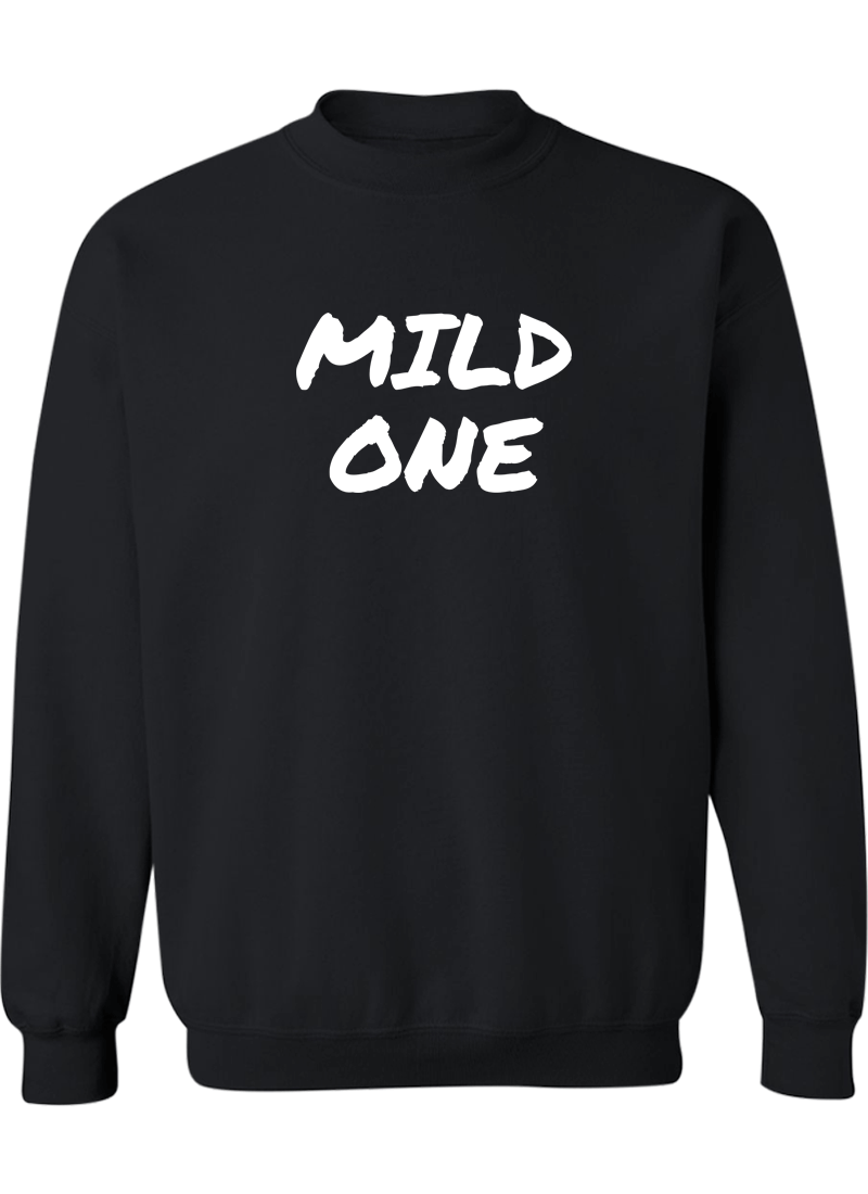Mild & Wild One Best Friend - BFF Sweatshirts