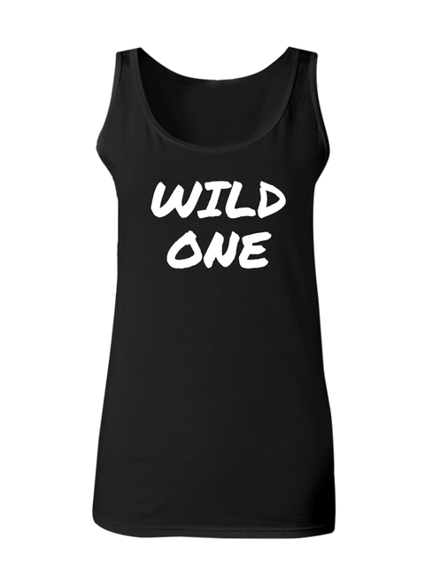 Mild & Wild One Best Friend - BFF Tank Tops