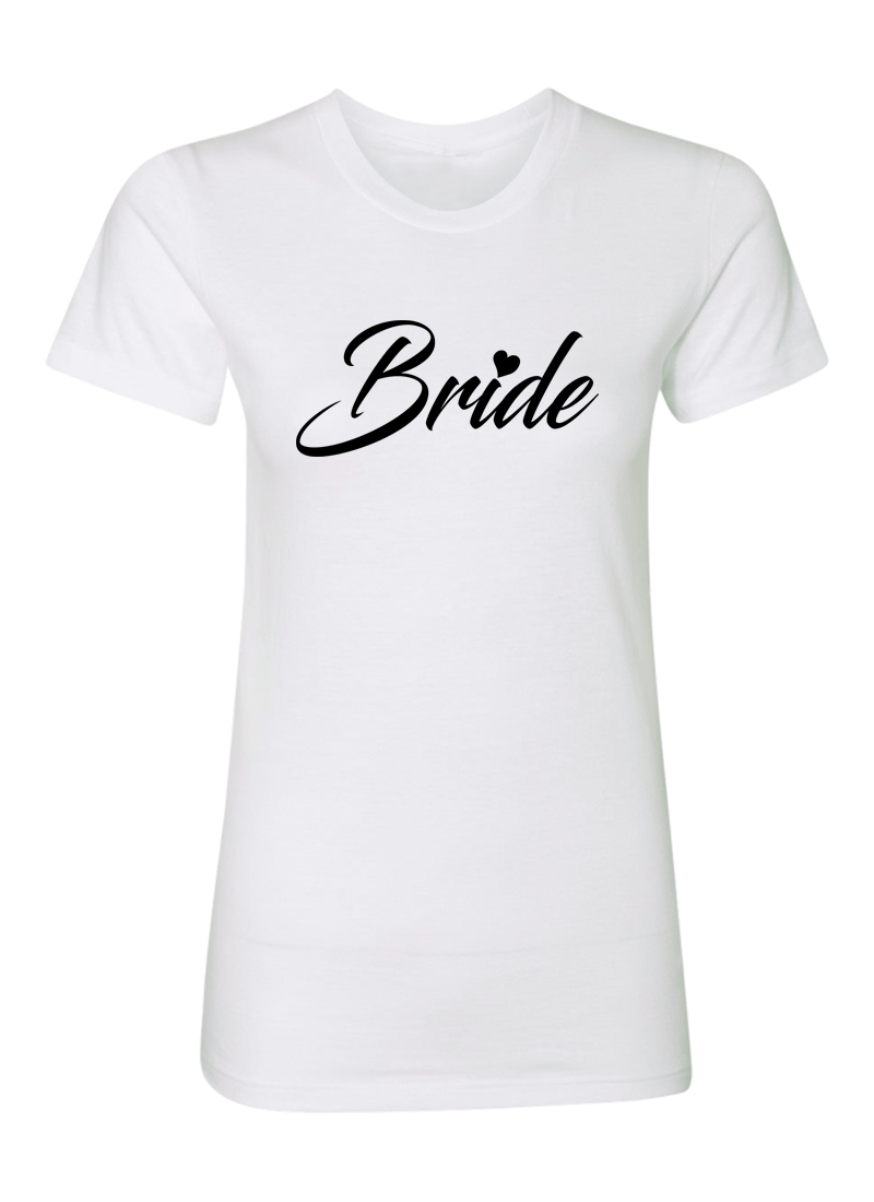 Bride Shirt - Wedding Shirts