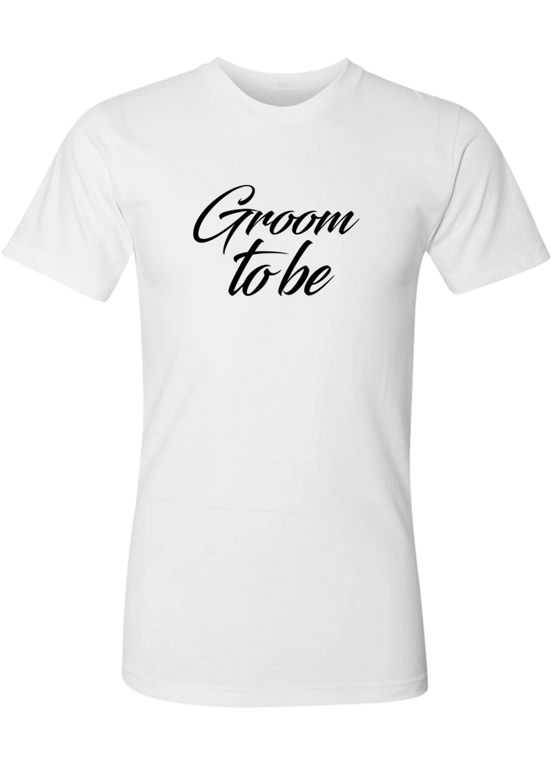 Groom to Be Shirt - Wedding Shirts