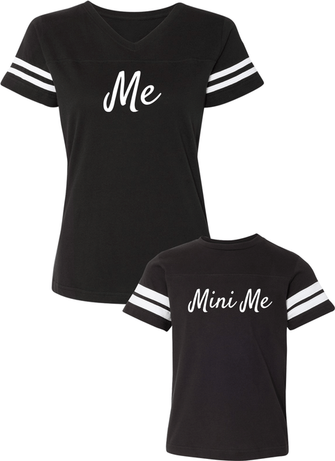 Me & Mini Me - Mom & Kid Jerseys - Family Jerseys
