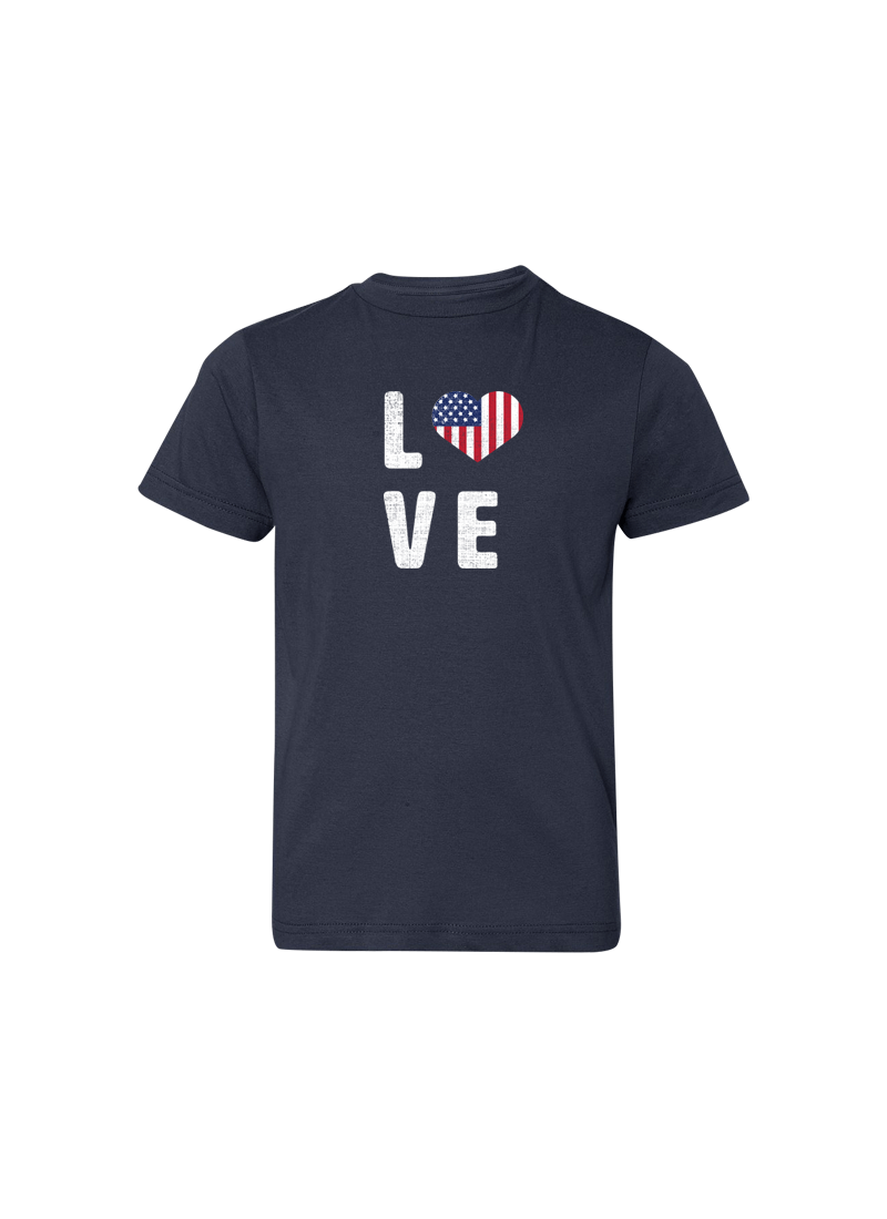 Love - 4th of July Shirts