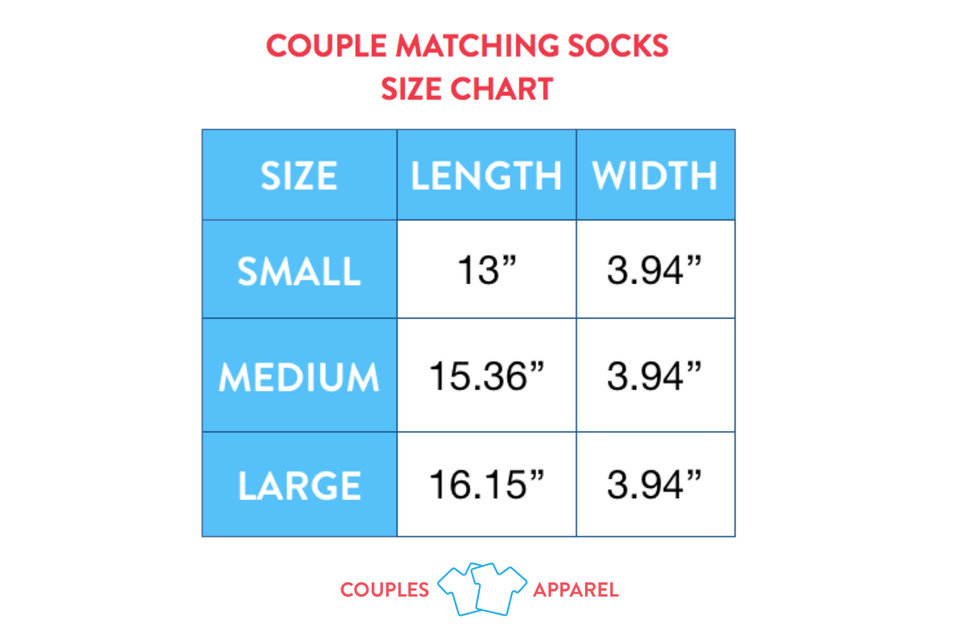 Mini Hearts - Custom Name Socks