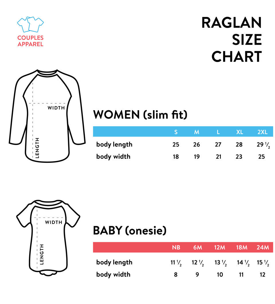 Me & Mini Me - Mom & Kid Raglans - Family Raglans