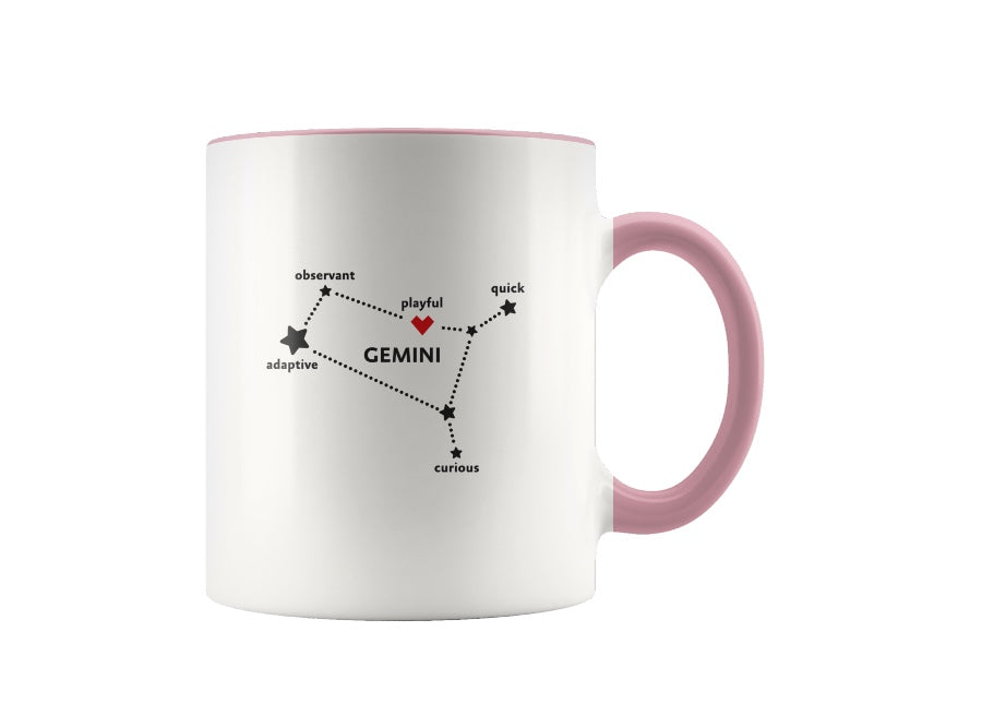 Gemini - Star Sign Coffee Mug
